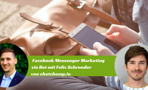 Facebook Messenger Marketing via Bots